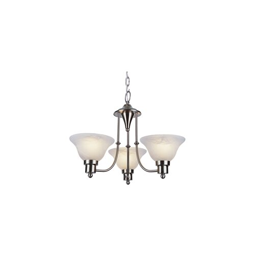 TransGlobe Lighting Indoor Chandelier - Energy Star