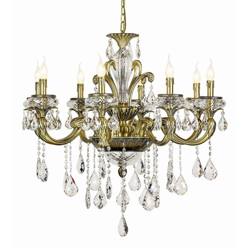 8 Light Chandelier