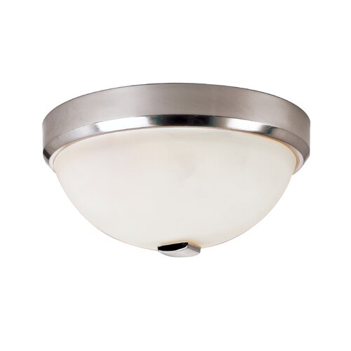 TransGlobe Lighting Squared Cap 10 Light Flush Mount