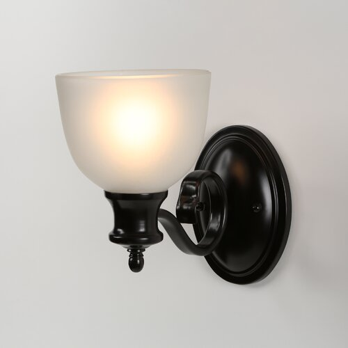 TransGlobe Lighting 1 Light Wall Sconce