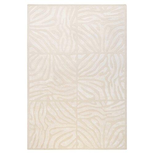 Candice Olson Rugs Modern Classics Ivory/White Rug