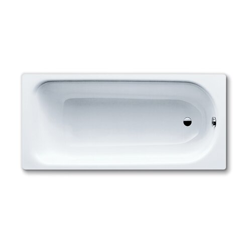 "Kaldewei Saniform Plus 71"" x 32"" Three Wall Bathtub with Reversible Drain"
