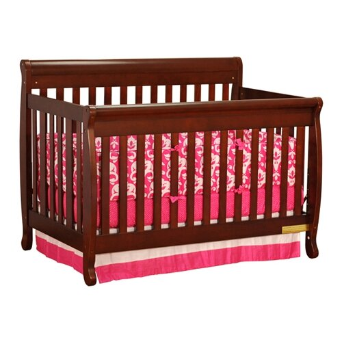 AFG Furniture Alice 3-in-1 Convertible Crib