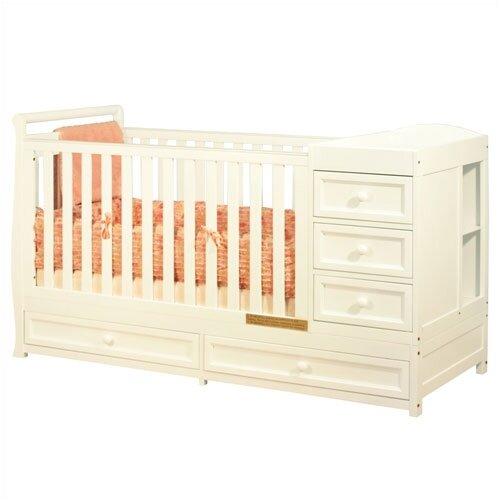 Daphne Athena Convertible Crib