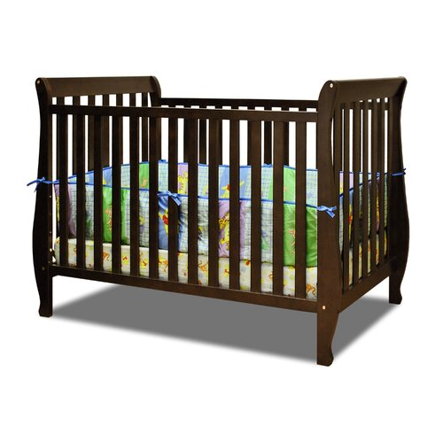 AFG Furniture Athena Naomi 4-in-1 Convertible Crib