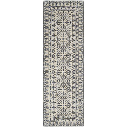 Smithsonian Rugs Smithsonian Ivory/Blue Rug