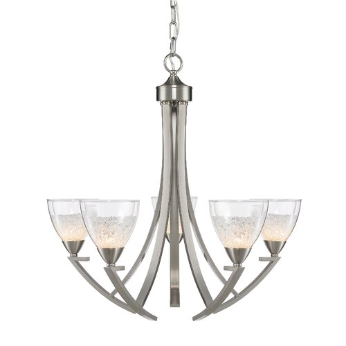 Asteria 5 Light Chandelier
