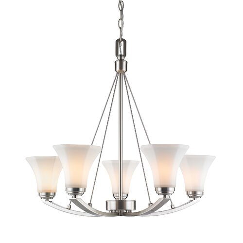 Accurian 5 Light Chandelier