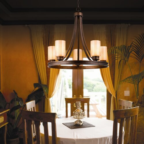 Golden Lighting Hidalgo 5 Light Chandelier