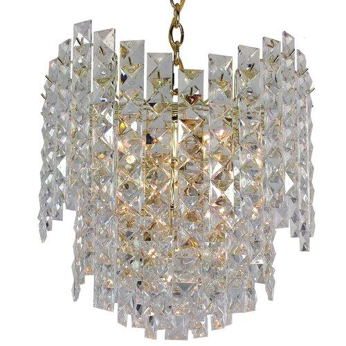 7 Light Crystal Chandelier