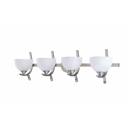 Triarch Lighting Luxor 4 Light Vanity Light
