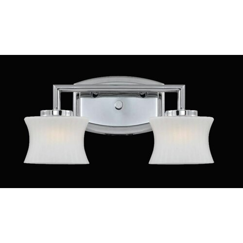 Triarch Lighting Astro 2 Light Vanity Light