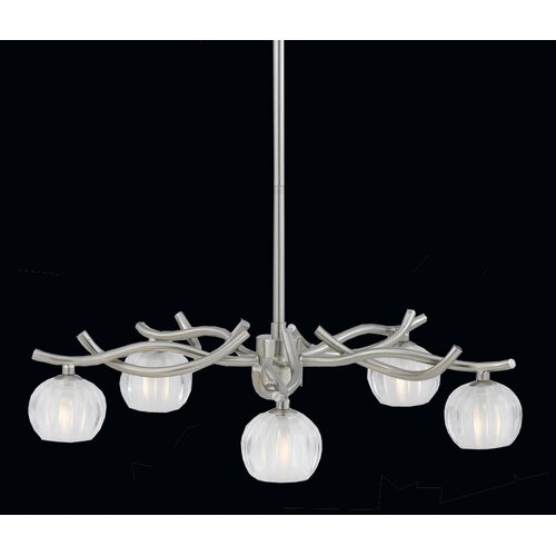 Triarch Lighting Cosmo 6 Light Chandelier