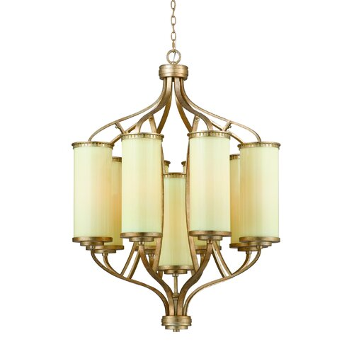 Triarch Lighting Il Maestro 9 Light Chandelier