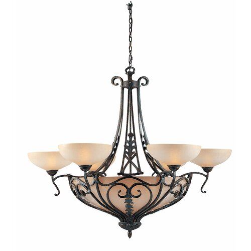 Triarch Lighting Passion 12 Light Entry Chandelier