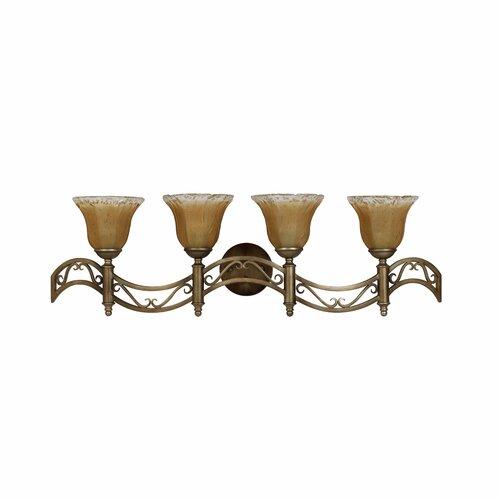 Triarch Lighting Donatelli 4 Light Vanity Light
