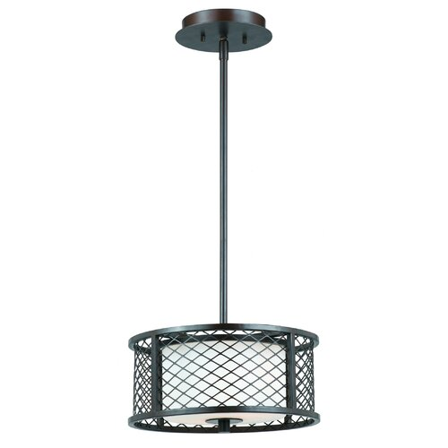 lbl lighting hover 1 light mini drum pendant reviews
