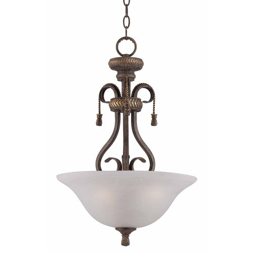 Value Series 20 3 Light Pendant