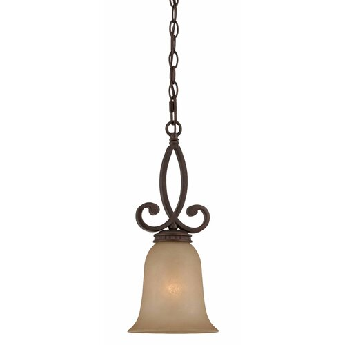 Triarch Lighting Corsica 1 Light Pendant