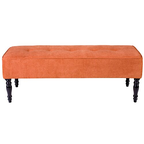 Brighton Hill Parisian Upholstered Bench