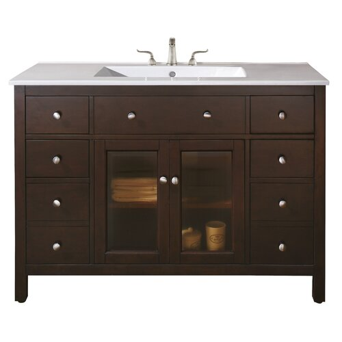 "Avanity Lexington 48"" Vanity Set"