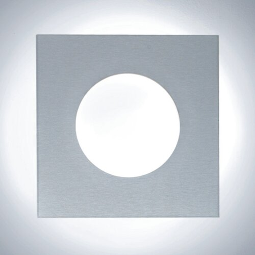 Zaneen Lighting Duo Square Wall or Ceiling Flush Mount