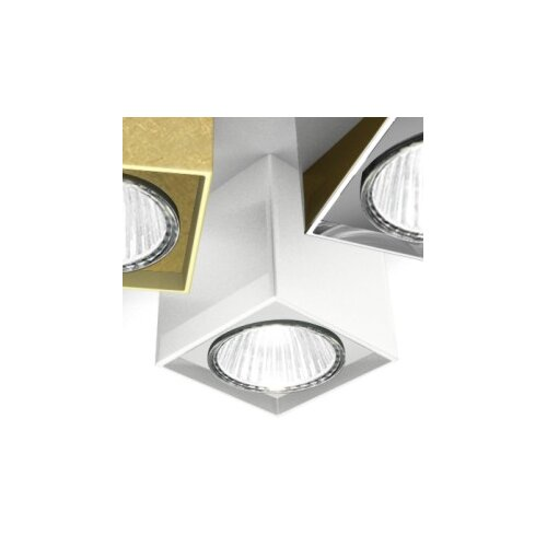 Zaneen Lighting Two 1 Light Semi Flush