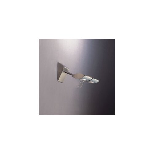 "Zaneen Lighting Ra 4.5"" Contemporary 2 Light Wall Sconce"