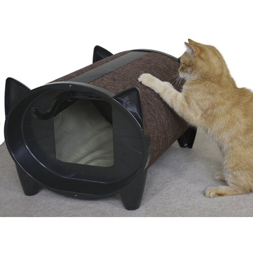 KatKabin by Brinsea Scratch Kabin Cat House