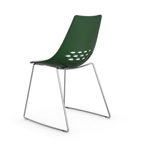Calligaris Jam Sled Base Chair