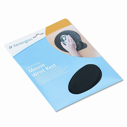 Acco Brands, Inc. Kensington Extra-Cushioned Mouse Wrist Pillow Pad
