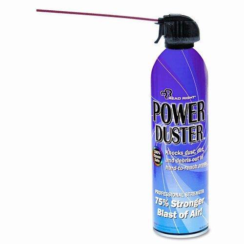 Advantus Corp. Power Duster, 10oz Can