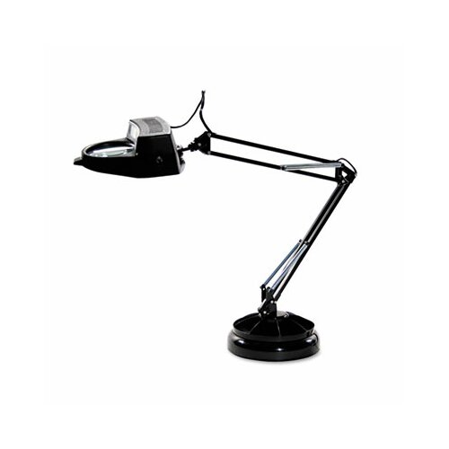 Advantus Corp. Ledu Full Spectrum Magnifier Table Lamp