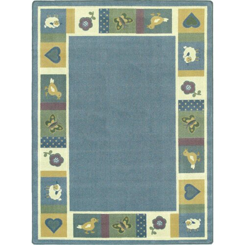 Joy Carpets Just for Kids Baby Soft Kids Rug