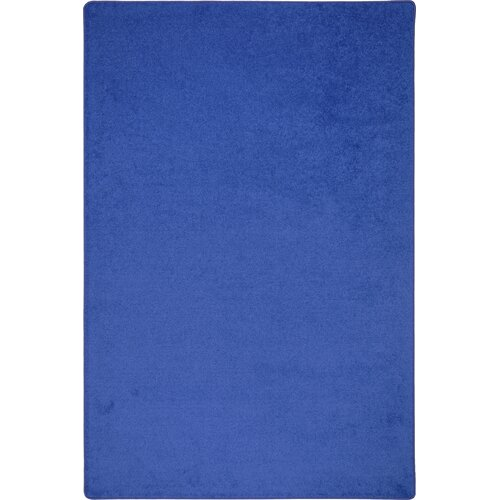 Joy Carpets Endurance Royal Blue Area Rug Amp Reviews Wayfair