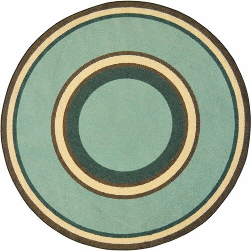 Joy Carpets Kid Essentials Ripples Woodland Kids Rug