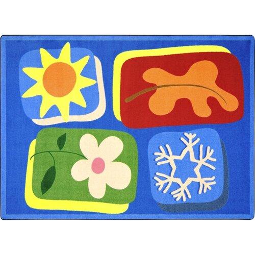 Joy Carpets Kid Essentials First Seasons Kids Rug