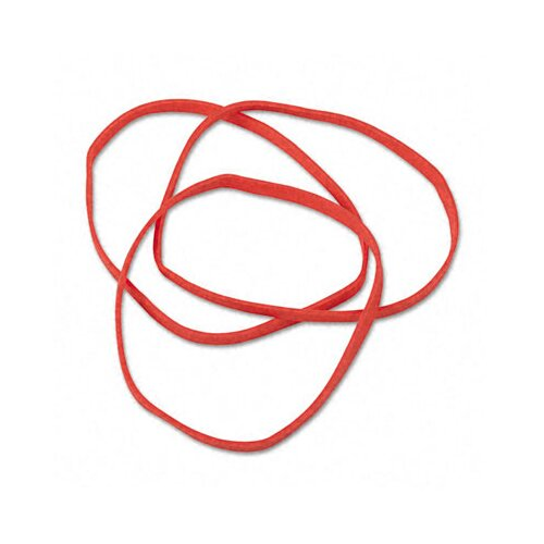 Alliance Rubber Latex-Free Orange Rubber Bands, Size 33, 3-1/2 X 1/8, 850/Box