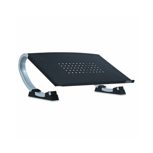 Allsop Adjustable Curve Notebook Stand, 15 X 11 1/2 X 6
