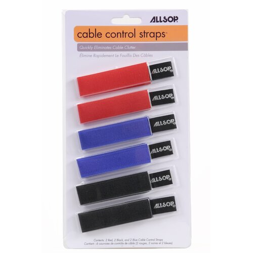Allsop Cable Control Straps