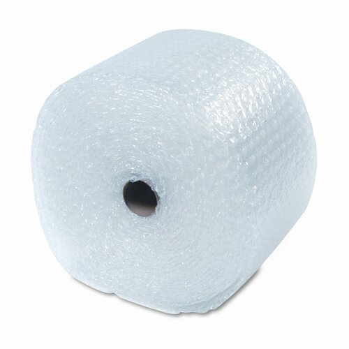 "Sealed Air Corporation Recycled Bubble Cushion, Light Weight 5/16"" Air Cushioning"