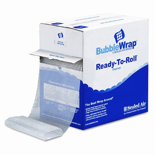 Sealed Air Corporation Bubble Cushion, Self-Clinging Air-Cushioned