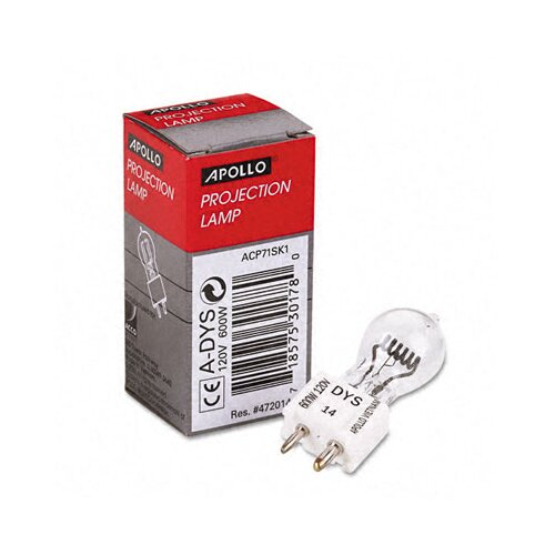 Apollo c/o Acco World 120-Volt Light Bulb