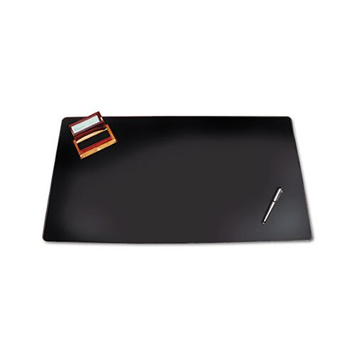 Artistic Products LLC Westfield Designer Desk Pad with Decorative Stitching, 24 X 19