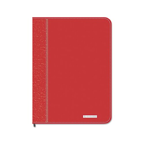 At-A-Glance Executive Weekly/Monthly Planner with Zippered Flexible Cover, 4-5/8 x 8, Black, 2013