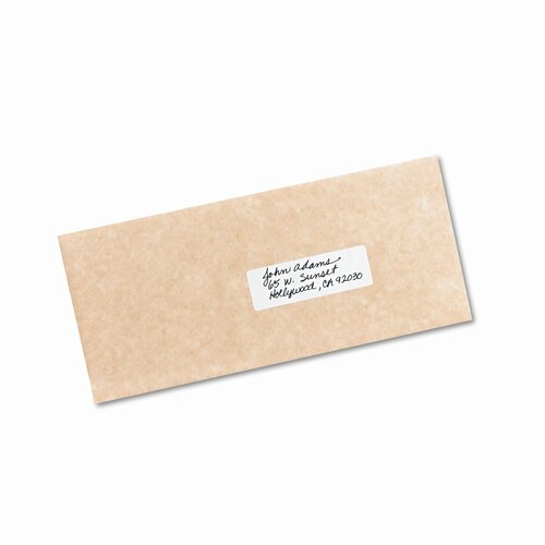 Avery Consumer Products Print or Write Removable Multi-Use Labels, 250/Pack