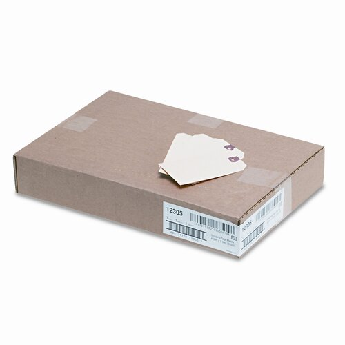 Avery Consumer Products Paper Shipping Tags, 4 3/4 X 2 3/8 (1,000/Box)