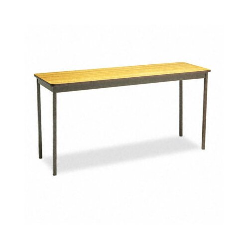 BARRICKS MANUFACTURING CO                          Utility Table, Rectangular, 60W X 18D X 30H
