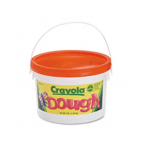 Crayola LLC Modeling Dough, 3 Lbs