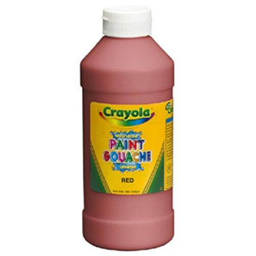 Crayola LLC Crayola Washable Paint 16 Oz Brown